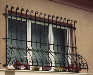 grilaje iuvenis bacau (1) tamplarie aluminiu si PVC cu geam termopan termopane bacau pret preturi rehau